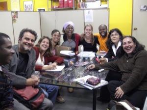 Teatro do Anônimo. Coordenadores João Carlos Artigos e Flávia Berton. Foto site