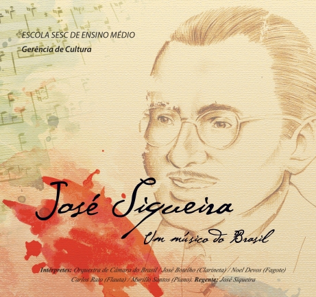 Capa CD José Siqueira