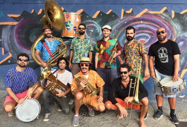 Orquestra Voadora (foto de Michelle Murriêta)