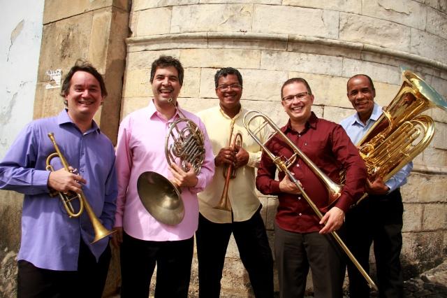Quinteto de Metais da UFBA